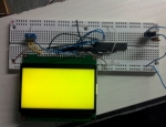 128x64 GLCD in ATMega8